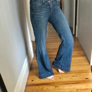 Level 99 Comfortable Wide Leg Jeans!